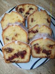 cranberry zitronenkuchen