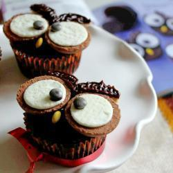 cupcakes eule