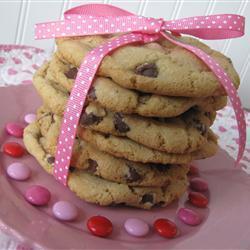 die allerbesten chocolate chip cookies und zwar wirklich