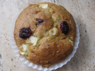 dinkel cranberry apfel haselnuss muffins