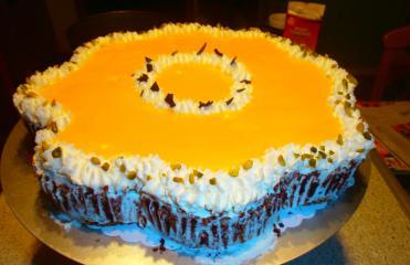 eierlikör torte