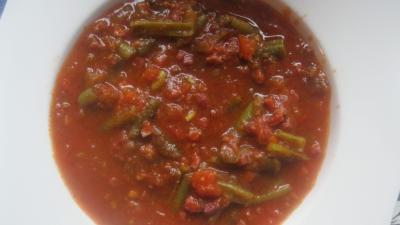 einfache alte suppe
