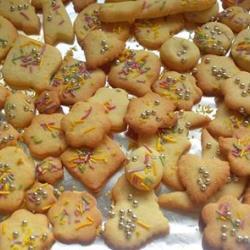 einfache butterplätzchen