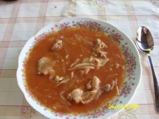 einfache suppe à la elizabeth