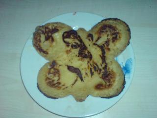 einfache zimt pfannkuchen