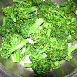 einfacher brokkoli als beilage