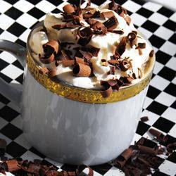 eiskaffee shake