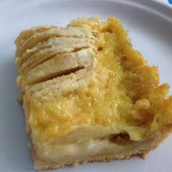 elsässer apfelkuchen als blechkuchen