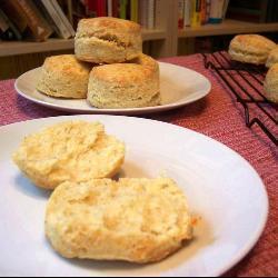 englische cheese scones