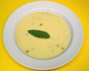 erbsen schafgarben suppe aus dem münsterland