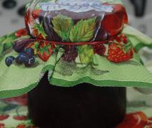 erdbeer himbeer brombeer marmelade