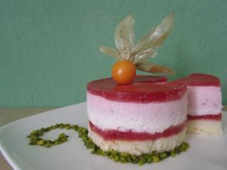 erdbeer joghurt törtchen