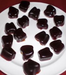 erdbeer zitrone fruchtgummis