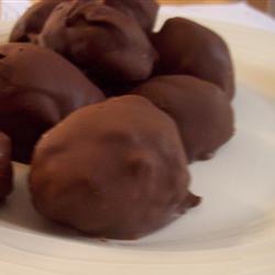 erdnussbutter ostereier mit schokolade