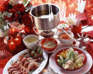 familien fondue