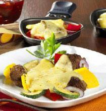 feines filet raclette