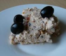 fetacreme schafskäseaufstrich mit oliven