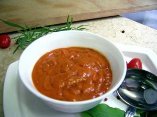 feuriger tomatendip