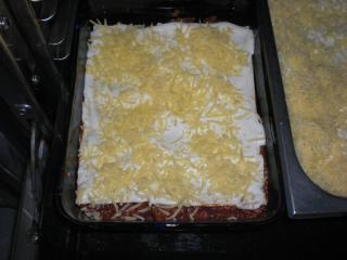 fisch lasagne mit paprika