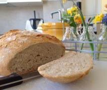 französisches brot im bräter pain à la cocotte