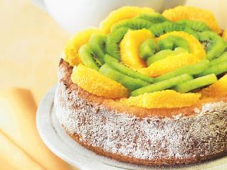 früchte quarkkuchen