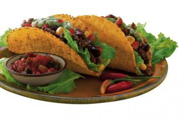 salat taco