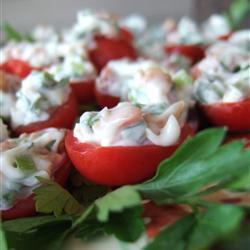 gefüllte tomaten fingerfood