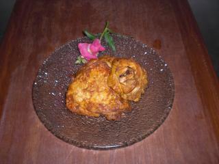gegrilltes toskanisches hühnchen