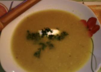 gelbe linsensuppe