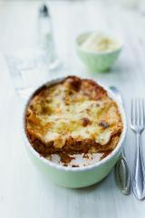gemüse lasagne mit zitronensoße