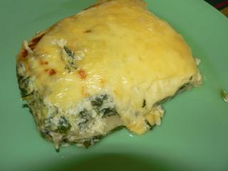 gemüse lasagne z b mit spinat und champignons