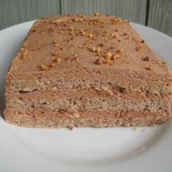 glutenfreie kastanien schokoladen torte