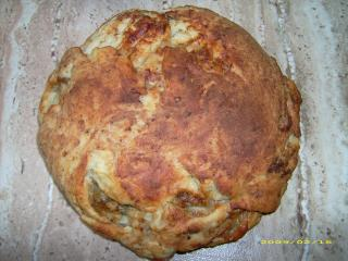 gorgonzola brötchen