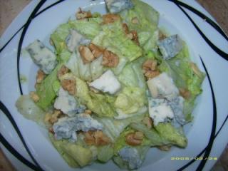 gorgonzola salat
