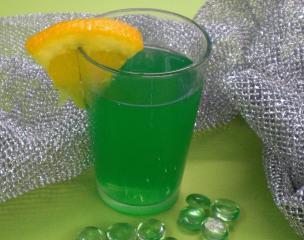 grüne witwe cocktail