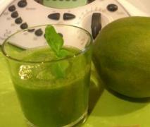 grüner smoothie quot green energy quot frühstückstrink
