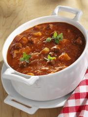 gulaschsuppe mit wenig kohlenhydraten