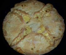 gyros kuchen