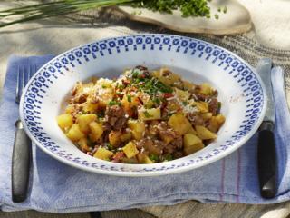 hack kartoffelpfanne
