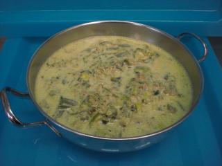 hack käse porree suppe