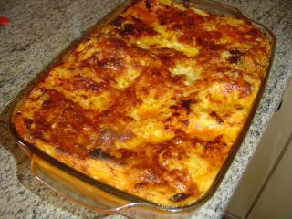 hack schinken lasagne