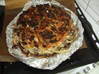 hackfleisch kuchen