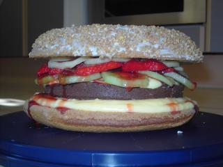hamburger torte
