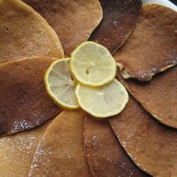 haselnuss pancakes