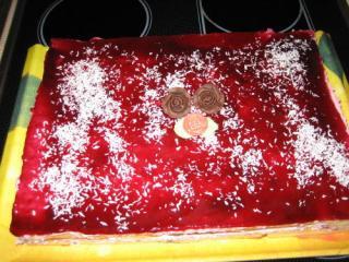 heidelbeer quark sahne torte