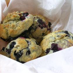 heidelbeer scones