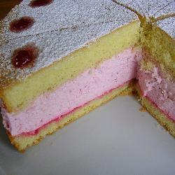 Quark Sahne Kuchen Mit Himbeeren Hylen Maddawards Com