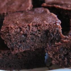 hot brownies