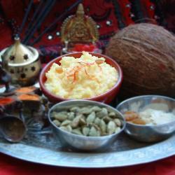 indischer milchreis