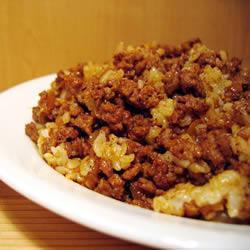 indisches curry mit rinderhack beef keema curry und raita